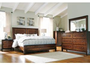 Ashley Dawlyn 6pc Queen Bedroom Set