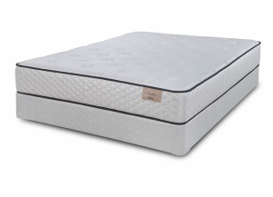 Charleston Queen Mattress w/ Foundation