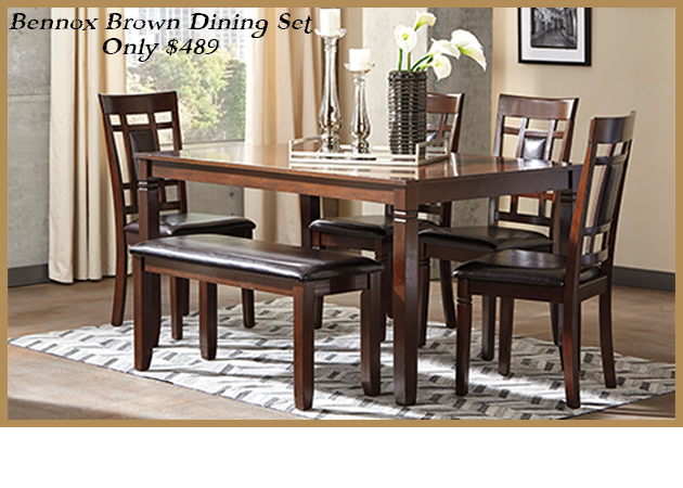 Bennox Dining Set