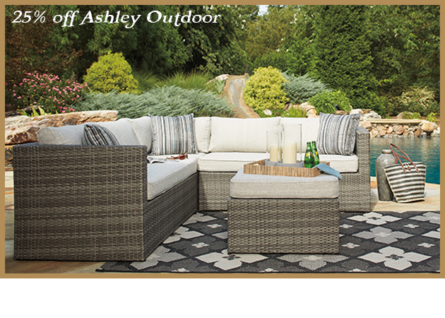 Ashley P320 Sectional