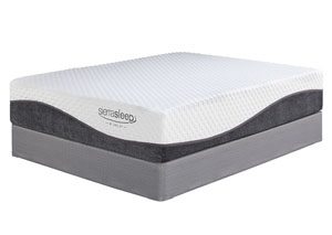 Mygel Hybrid 1300  Queen Mattress w/ Foundation