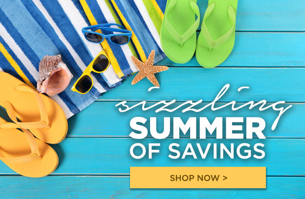 Summer of Savings at Catalog Outlet