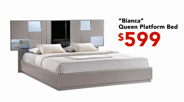 Bianca Queen Bed