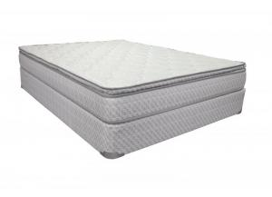 Broyton Pillow Top Cal. King Mattress