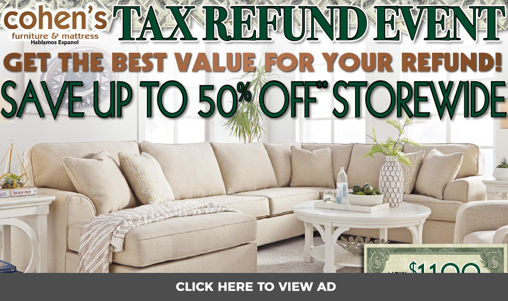 Tax Refund Event