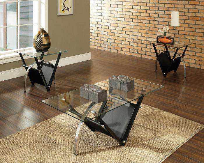 Tribeca 3pc Table Set,Steve Silver Co.