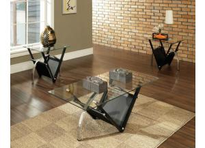 Tribeca 3pc Table Set