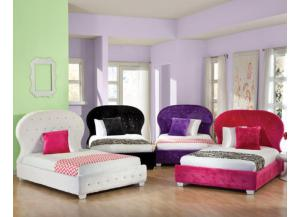 Marilyn Twin Upholstered Bed
