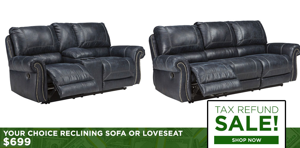 Your Choice Sofa or Loveseat