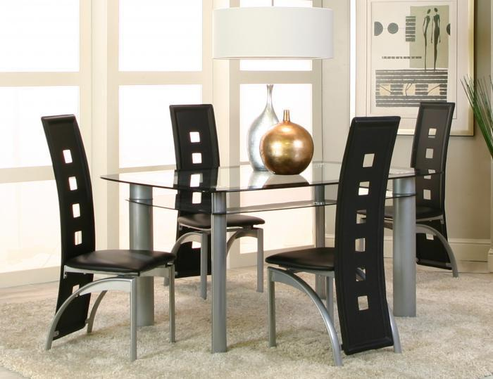 Valencia Dining Table & 4 Chairs Set,Cramco Dining