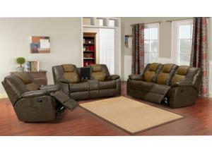 ROCK/RECLINER LOVESEAT /SOFA