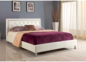 White queen pu/Crystal Bed