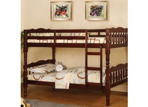 Cherry Twin Bunkbed Frame
