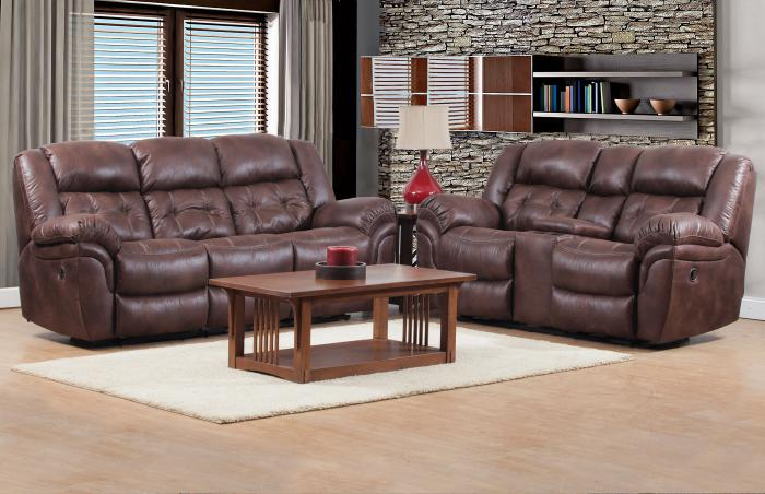 2pc reclining sofa u0026 rocking reclining