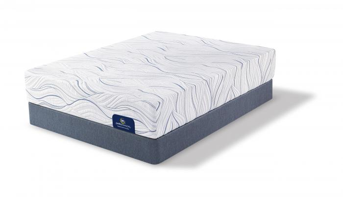 Queen Perfect Sleeper Cedarhurst Memory Foam set  (Mattress & Boxspring),Mattresses      Serta/Simmons