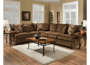 2pc Sectional,Albany Industries