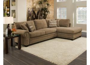 Sectional Sofa w/ Chaise