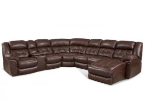 Power Sectional w/Chaise