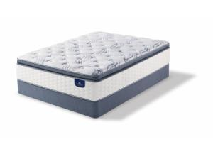 Twin Perfect Sleeper Richland Super Pillow Top set  (Mattress & Boxspring)