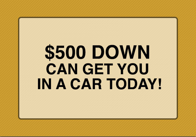 Get $500 Today!