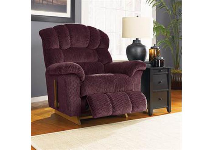 Factory furniture crandall 433 recliner for Lay z boy living room set