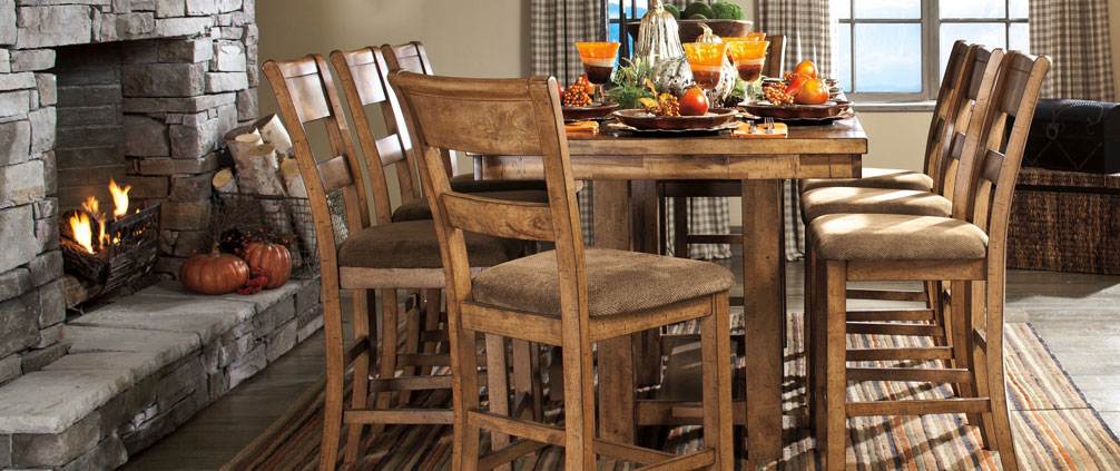 KINDEN DINING FOR FALL