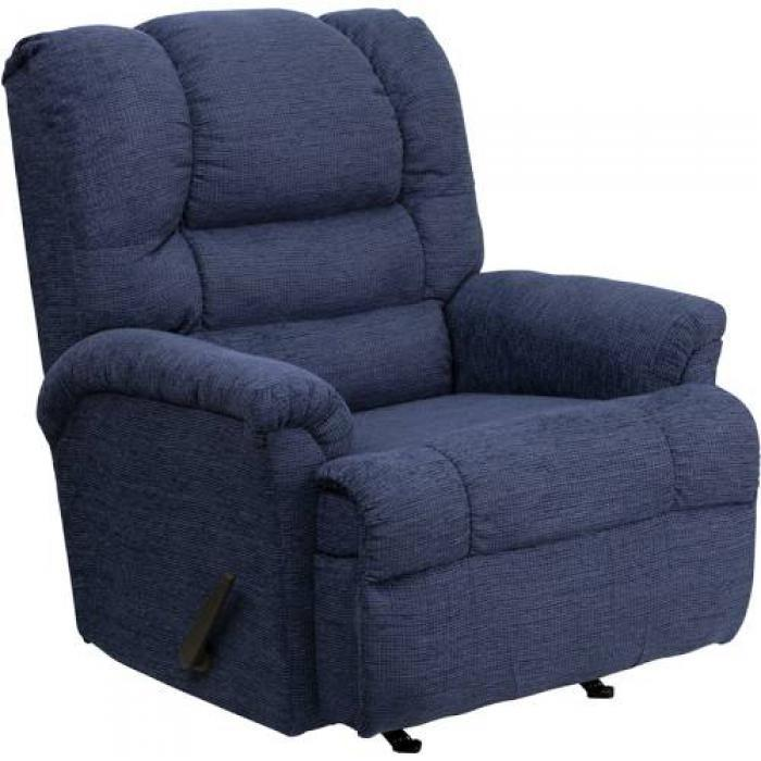 Serta Upholstery 500 Radar Blue Big Man Rocker/ReclinerHughes Furniture / Serta Upholstery  sc 1 st  Frankfort Discount Warehouse & Frankfort Discount Warehouse - Frankfort KY Serta Upholstery 500 ... islam-shia.org