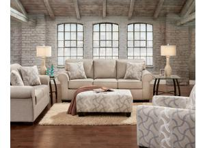 Compel Smoke Accent Chair