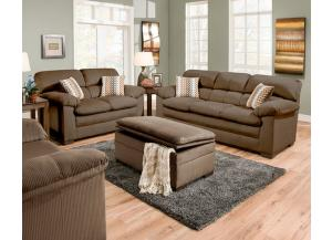 Lakewood Cappuccino Sofa