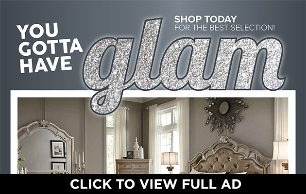 Glam Sales Event