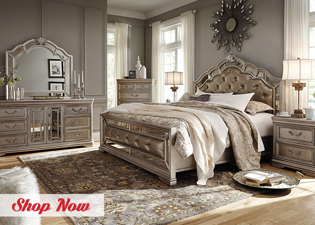 Birlanny Bedroom Set