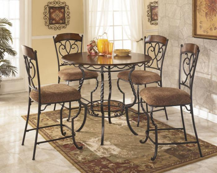 Nola Counter Table Set - 5pc,Store Selections