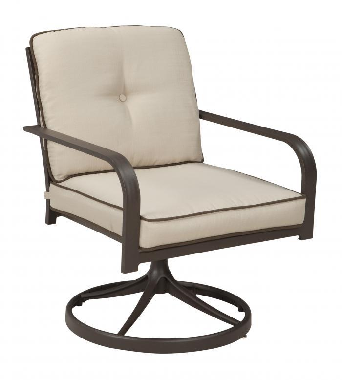 Predmore Swivel Lounge Chair,Ashley Outdoor