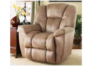 Maverick Fabric Reclina-Rocker Recliner (010582 D938866)