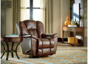 Maverick Leather Reclina-Rocker Recliner (010582 LH827775)