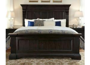Caldwell Queen Panel Bed,Pulaski Furniture
