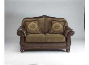 Beamerton Heights Chestnut Loveseat