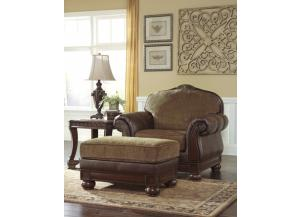 Beamerton Heights Chestnut Ottoman