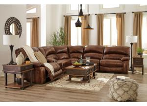 Damacio 6 Pc Power Sectional