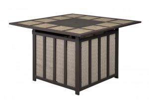 Wandon Square Fire Pit Table