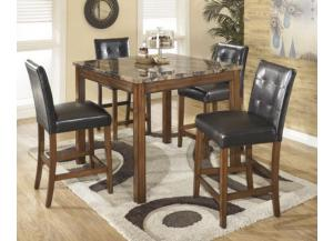 Theo Square Table Set - 5pc