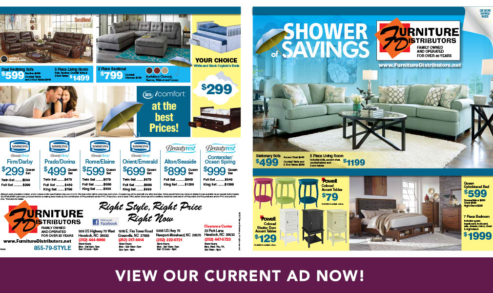 Shower of Savings