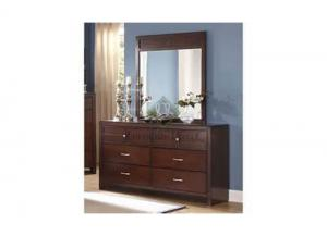 Kensington Burnished Cherry Dresser