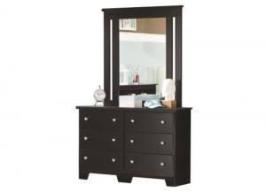 Furniture exchange columbia 6 drawer dresser for Furniture exchange