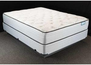 Denali Plush Twin Size Mattress Set
