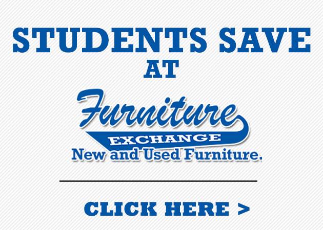 Students Save at Furniture Exchange