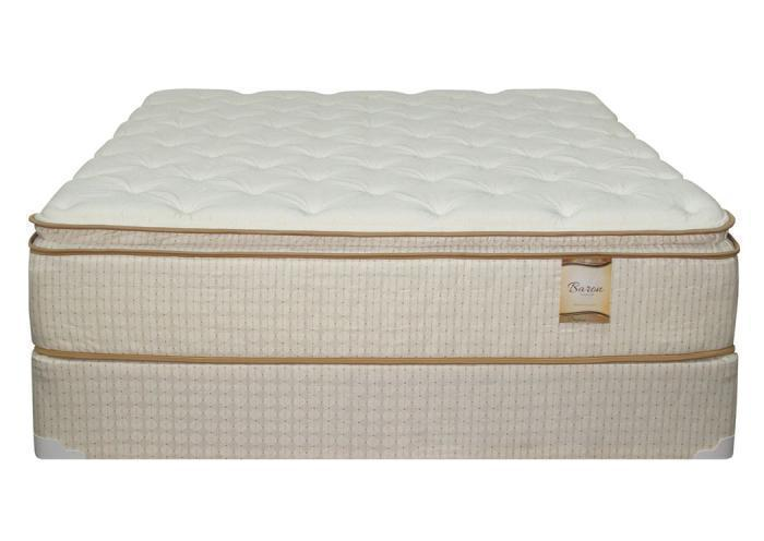 Georgetown Pillow Top Queen Mattress Set,Furniture Expo Showcase