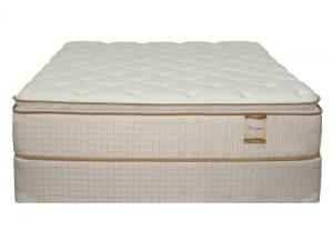 Georgetown Pillow Top Queen Mattress Set