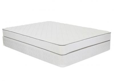 Crazy Quilt Full Mattress Set