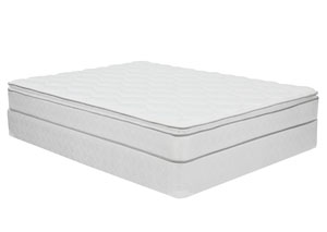 Carmen Pillow Top Twin Mattress Set